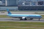 LEGACY-747さんが、羽田空港で撮影した大韓航空 777-3B5の航空フォト(飛行機 写真・画像)