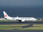鷹71さんが、羽田空港で撮影した日本航空 737-846の航空フォト(飛行機 写真・画像)