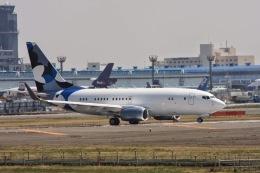 ゆう.さんが、成田国際空港で撮影したBBJ One 737-7CJ BBJの航空フォト(飛行機 写真・画像)