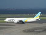 鷹71さんが、羽田空港で撮影したAIR DO 767-381の航空フォト(飛行機 写真・画像)