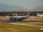 kiyohsさんが、北京首都国際空港で撮影した中国国際航空 737-79Lの航空フォト(飛行機 写真・画像)