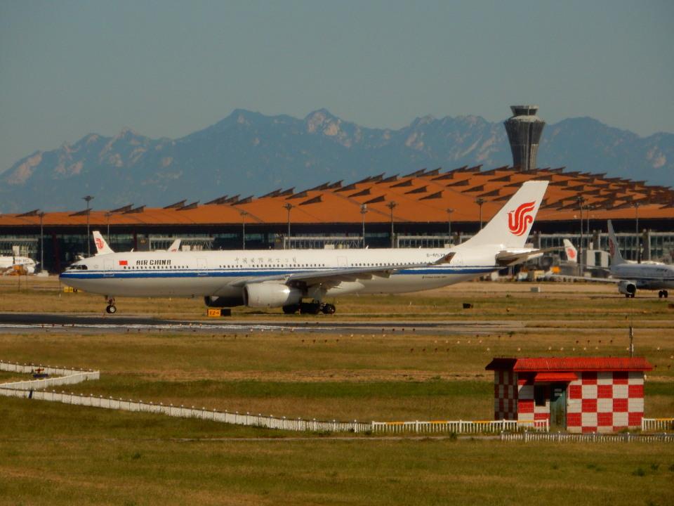 kiyohsさんの中国国際航空 Airbus A330-300 (B-8579) 航空フォト