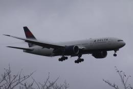 Mr.boneさんが、成田国際空港で撮影したデルタ航空 777-232/LRの航空フォト(飛行機 写真・画像)