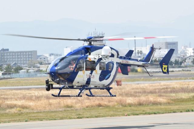 MiYABiさんが、徳島空港で撮影した徳島県消防防災航空隊 BK117C-2の航空フォト(飛行機 写真・画像)