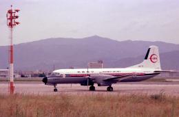 チャーリーマイクさんが、福岡空港で撮影した南西航空 YS-11A-214の航空フォト(飛行機 写真・画像)