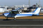 PASSENGERさんが、八尾空港で撮影した第一航空 172Pの航空フォト(飛行機 写真・画像)