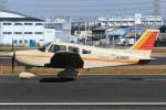 PASSENGERさんが、八尾空港で撮影した日本個人所有 PA-28-161 Warrior IIの航空フォト(飛行機 写真・画像)