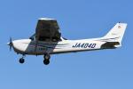 PASSENGERさんが、八尾空港で撮影した大阪航空 172R Skyhawkの航空フォト(飛行機 写真・画像)