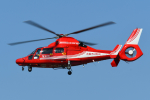 PASSENGERさんが、八尾空港で撮影した大阪市消防航空隊 AS365N3 Dauphin 2の航空フォト(飛行機 写真・画像)