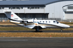 PASSENGERさんが、八尾空港で撮影したコーナン商事 525A Citation CJ1の航空フォト(飛行機 写真・画像)