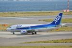 LEGACY-747さんが、関西国際空港で撮影したANAウイングス 737-54Kの航空フォト(飛行機 写真・画像)