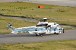 LEGACY-747さんが、関西国際空港で撮影した海上保安庁 EC225LP Super Puma Mk2+の航空フォト(飛行機 写真・画像)