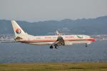 LEGACY-747さんが、関西国際空港で撮影した中国東方航空 737-89Pの航空フォト(飛行機 写真・画像)