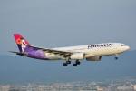 LEGACY-747さんが、関西国際空港で撮影したハワイアン航空 A330-243の航空フォト(飛行機 写真・画像)
