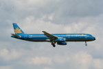 LEGACY-747さんが、成田国際空港で撮影したベトナム航空 A321-231の航空フォト(飛行機 写真・画像)