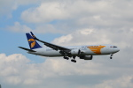 LEGACY-747さんが、成田国際空港で撮影したMIATモンゴル航空 767-34G/ERの航空フォト(飛行機 写真・画像)