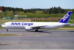SFJ_capさんが、成田国際空港で撮影した全日空 767-381F/ERの航空フォト(飛行機 写真・画像)