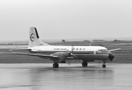 チャーリーマイクさんが、那覇空港で撮影した南西航空 YS-11A-213の航空フォト(飛行機 写真・画像)