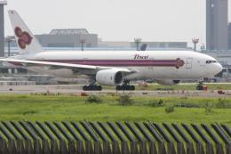 airdrugさんが、成田国際空港で撮影したタイ国際航空 777-2D7の航空フォト(飛行機 写真・画像)
