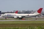 airdrugさんが、成田国際空港で撮影した日本航空 747-446の航空フォト(飛行機 写真・画像)