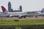 airdrugさんが、成田国際空港で撮影した日本航空 747-446(BCF)の航空フォト(飛行機 写真・画像)
