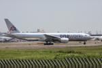airdrugさんが、成田国際空港で撮影したアメリカン航空 777-223/ERの航空フォト(飛行機 写真・画像)