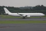 airdrugさんが、成田国際空港で撮影したハイフライ航空 A340-313Xの航空フォト(飛行機 写真・画像)