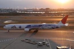 JA1118Dさんが、羽田空港で撮影した日本航空 777-346の航空フォト(飛行機 写真・画像)