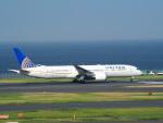 鷹71さんが、羽田空港で撮影したユナイテッド航空 787-9の航空フォト(飛行機 写真・画像)