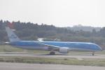 Shibataさんが、成田国際空港で撮影したKLMオランダ航空 787-9の航空フォト(飛行機 写真・画像)