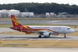 VIPERさんが、成田国際空港で撮影した香港航空 A320-214の航空フォト(飛行機 写真・画像)