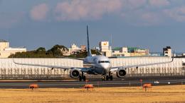 Air Fixさんが、伊丹空港で撮影した全日空 737-881の航空フォト(飛行機 写真・画像)