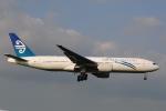LEGACY-747さんが、成田国際空港で撮影したニュージーランド航空 777-219/ERの航空フォト(飛行機 写真・画像)