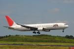 LEGACY-747さんが、成田国際空港で撮影した日本航空 767-346/ERの航空フォト(飛行機 写真・画像)