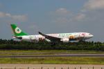 LEGACY-747さんが、成田国際空港で撮影したエバー航空 A330-203の航空フォト(飛行機 写真・画像)