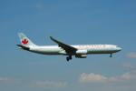 LEGACY-747さんが、成田国際空港で撮影したエア・カナダ A330-343Xの航空フォト(飛行機 写真・画像)