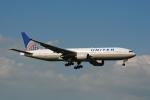 LEGACY-747さんが、成田国際空港で撮影したユナイテッド航空 777-222/ERの航空フォト(飛行機 写真・画像)