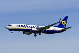 Frankspotterさんが、マドリード・バラハス国際空港で撮影したライアンエア 737-8ASの航空フォト(飛行機 写真・画像)