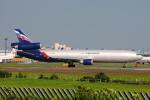 LEGACY-747さんが、成田国際空港で撮影したアエロフロート・ロシア航空 MD-11Fの航空フォト(飛行機 写真・画像)
