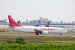 LEGACY-747さんが、成田国際空港で撮影したイースター航空 737-883の航空フォト(飛行機 写真・画像)