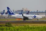 LEGACY-747さんが、成田国際空港で撮影した全日空 737-781/ERの航空フォト(飛行機 写真・画像)