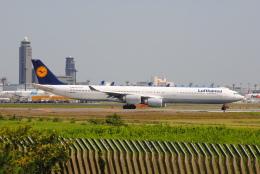 LEGACY-747さんが、成田国際空港で撮影したルフトハンザドイツ航空 A340-642の航空フォト(飛行機 写真・画像)