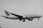 LEGACY-747さんが、成田国際空港で撮影したエールフランス航空 777-F28の航空フォト(飛行機 写真・画像)