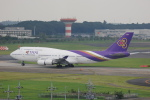 LEGACY-747さんが、成田国際空港で撮影したタイ国際航空 747-4D7の航空フォト(飛行機 写真・画像)