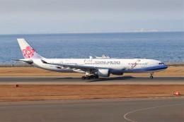 Gripen-YNさんが、中部国際空港で撮影したチャイナエアライン A330-302の航空フォト(飛行機 写真・画像)