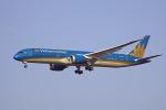 ちゃぽんさんが、成田国際空港で撮影したベトナム航空 787-9の航空フォト(飛行機 写真・画像)