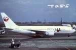 tassさんが、羽田空港で撮影した日本航空 767-246の航空フォト(飛行機 写真・画像)