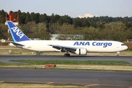 sky-spotterさんが、成田国際空港で撮影した全日空 767-381Fの航空フォト(飛行機 写真・画像)