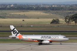 安芸あすかさんが、メルボルン空港で撮影したジェットスター A320-232の航空フォト(飛行機 写真・画像)