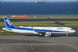 T.Kawaseさんが、羽田空港で撮影した全日空 A321-272Nの航空フォト(飛行機 写真・画像)